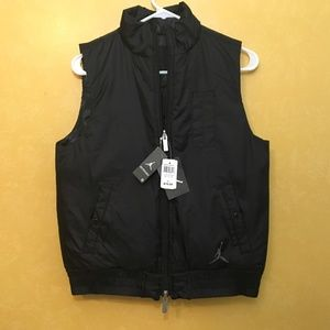 ab5461de2921ad Air jordan Reversible Camo Black Vest Size M